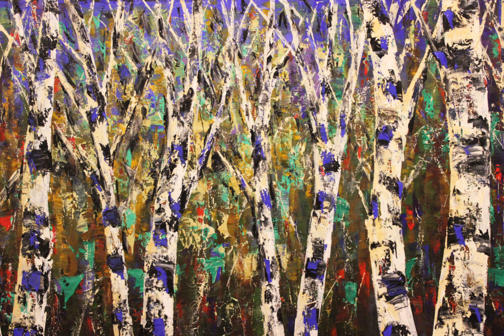 "ASPEN BREEZE - 24""x48"" (Use Code AB2218)"