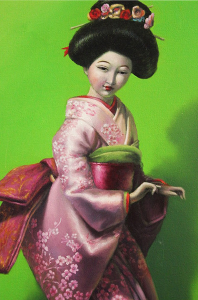 GEISHA - Donation for Missionaries to Japan